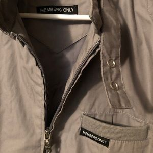 Members Only Jackets & Coats - Members only